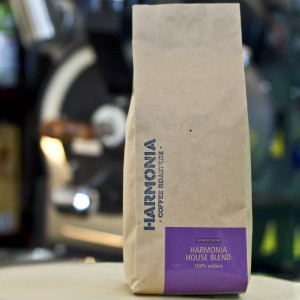 Kawa ziarnista Harmonia House Blend espresso blend 100% arabica