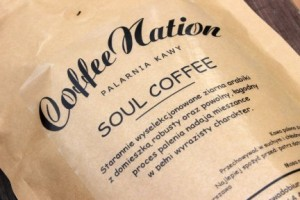Kawa ziarnista SOUL COFFEE